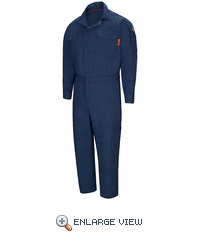 QC20NV iQ Series® Navy Mobility Coverall