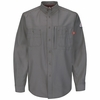QS42GY iQ SERIES® GREY ENDURANCE  UNIFORM SHIRT
