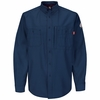 QS42NV iQ SERIES® NAVY ENDURANCE  UNIFORM SHIRT