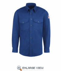 SES2 Excel-FR™ Snap Front Deluxe Shirt (2 Colors)