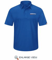SK90AB ACDelco® Men's Short Sleeve Performance Knit® Flex Series Pro Polo