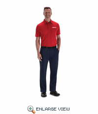 SK90AR ACDelco® Men's Short Sleeve Performance Knit® Flex Series Pro Polo