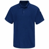 SMP8NV Classic Navy Short Sleeve Polo - CoolTouch®2