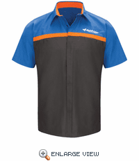 SP24QL Ford Quick Lane® Short Sleeve Technician Shirt