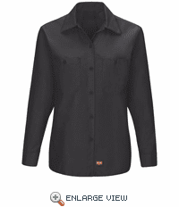 SX11 Women's Long Sleeve Work Shirt with MIMIX™
