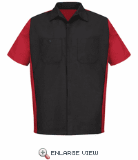 SY20FX Fiat Express® Short Sleeve Technician Shirt