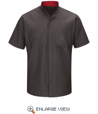 SY24CD Cadillac Short Sleeve Technician Shirt
