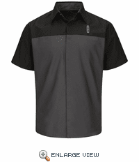 SY24LN Lincoln® Short Sleeve Technician Shirt