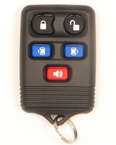 2001 Ford Windstar Remote w/2 Power Side Doors - Used