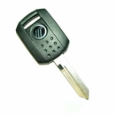 2001 Mercury Mountaineer transponder key blank