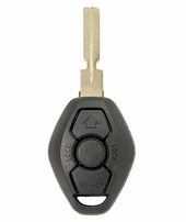 2002 BMW Z3 Series Remote Head Key - Ilco brand