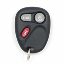 2002 Chevrolet Suburban Keyless Entry Remote