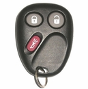 2002 Chevrolet Trailblazer Keyless Entry Remote - Used