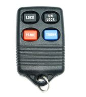 2002 Ford Contour Keyless Entry Remote