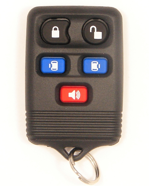 2002 Ford Windstar Key Fob Power Door