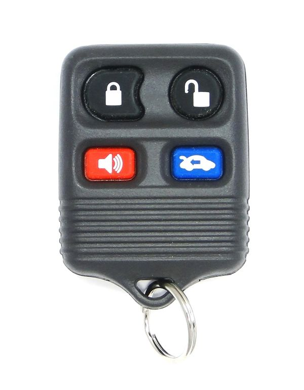 2002 Lincoln Continental Remote Keyless Entry key fob 3W7Z-15K601-AA 3W7Z15K601AA F8AB-15K601-AA F8AB15K601AA 3W73-15K601-AA 3W7315K601AA