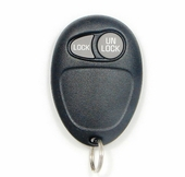 2002 Oldsmobile Silhouette Keyless Entry Remote