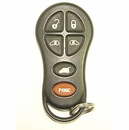 2003 Chrysler Town & Country Keyless Entry Remote power doors