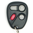 2004 Chevrolet Astro Keyless Entry Remote - Used