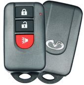 2004 Infiniti FX45 Smart Proxy Keyless Entry Remote