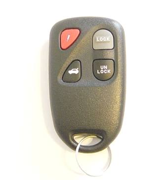 2004 Mazda 6 Sedan Keyless Entry Remote