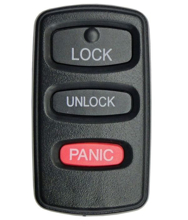 2004 Mitsubishi Eclipse Keyless Entry Remote MR587982, OUCG8D-525M-A, G8D525MA