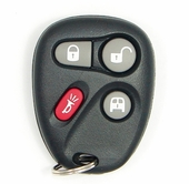 2005 Chevrolet Express Keyless Entry Remote