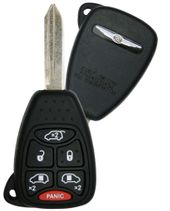 2005 Chrysler Town & Country Keyless Key Remote (with power doors)