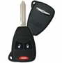 2005 Chrysler Town & Country Keyless Key Remote (w/o power doors)'