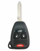 2005 Jeep Liberty Keyless Entry Remote Key - Aftermarket
