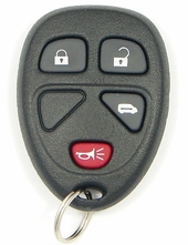 2005 Saturn Relay Remote w/1 Power Side Door