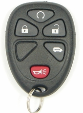 2005 Saturn Relay Remote w/Remote Start & 1 Power Side Door