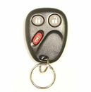 2006 Chevrolet Silverado Keyless Entry Remote