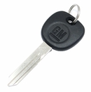 2006 Chevrolet Trailblazer key blank