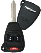 2006 Chrysler Town & Country Keyless Key Remote (w/o power doors)