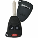 2006 Dodge Caravan Keyless Remote Key
