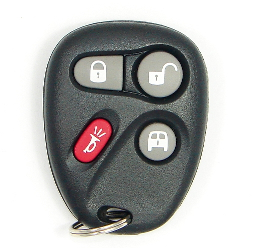 2006 GMC Savana Keyless Entry Remote