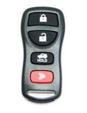 2006 Nissan Altima Keyless Entry Remote