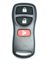 2006 Nissan Quest Keyless Entry Remote