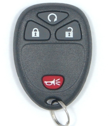 2006 Saturn Relay Keyless Entry Remote 15114374 5927410