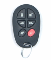2006 Toyota Sienna XLE/Limited Keyless Entry Remote