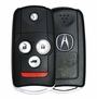 2007 Acura MDX Keyless Entry Remote Key Driver 1'