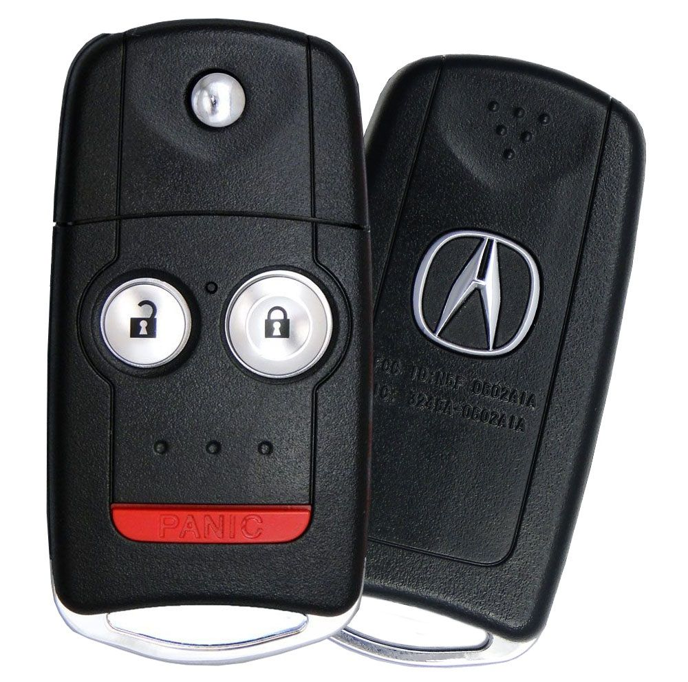 2007 Acura RDX Keyless Entry Remote Flip Key 35111-STK-315