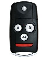 2007 Acura TL Keyless Entry Remote Key - aftermarket