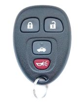 2007 Buick Allure Keyless Entry Remote