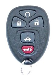 2007 Buick LaCrosse Keyless Entry Remote w/ Engine Start