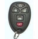 2007 Chevrolet Monte Carlo Keyless Entry Remote - Used