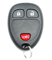2007 Chevrolet Silverado Keyless Entry Remote