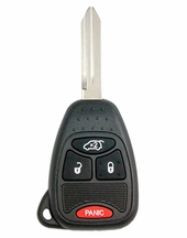 2007 Chrysler Pacifica Keyless Remote Key - aftermarket