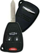 2007 Chrysler Sebring Sedan Remote Key - refurbished